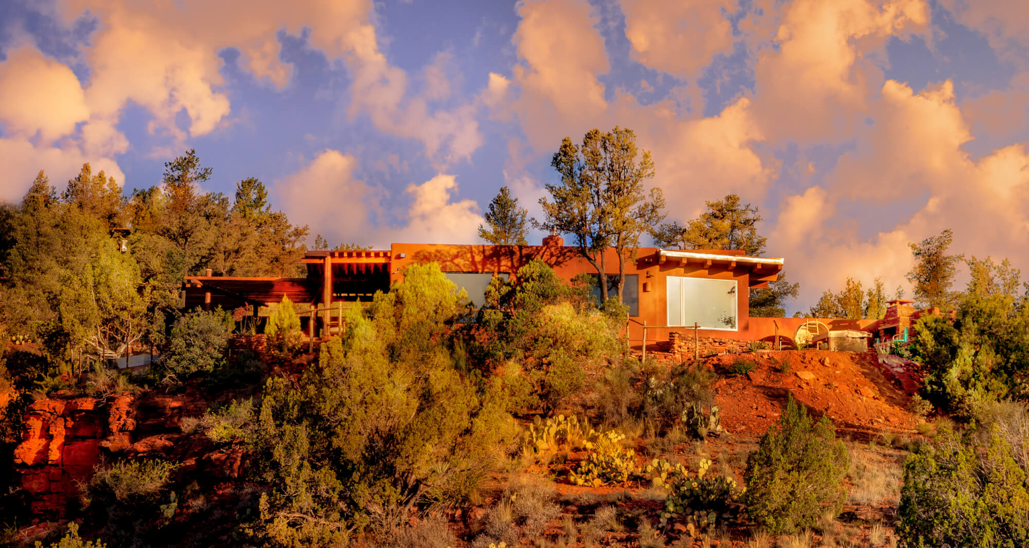 Sun Cliff Sedona Casita