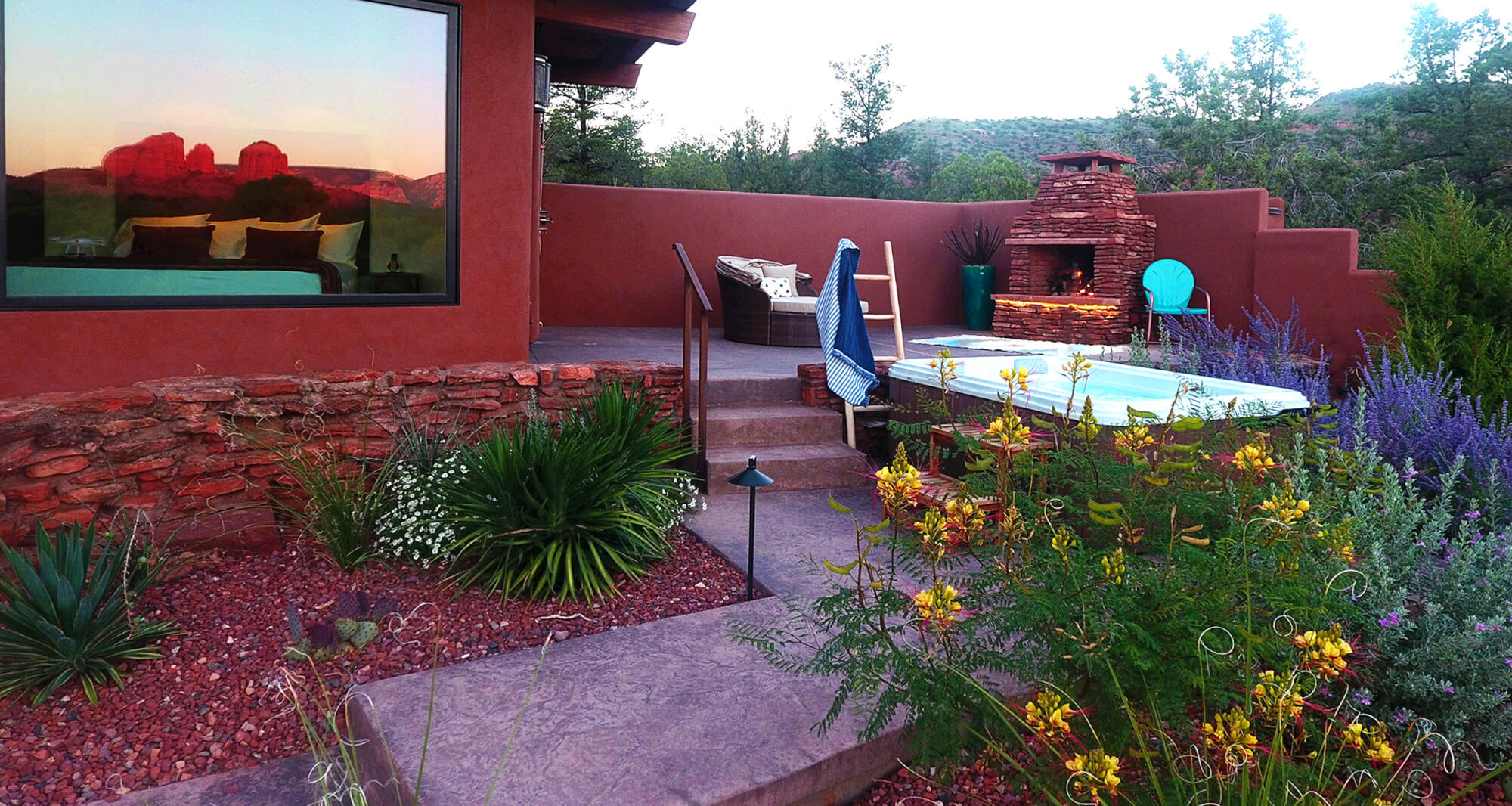 The Casita Patio