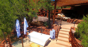 Sun Cliff Sedona Casita Tub