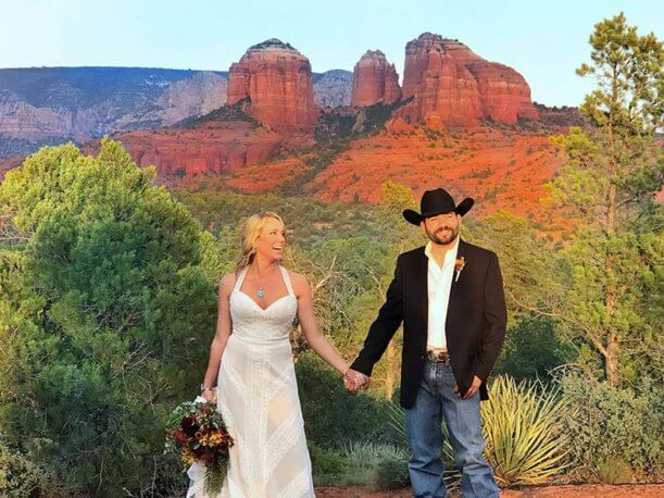 Sun Cliff Sedona Wedding Packages